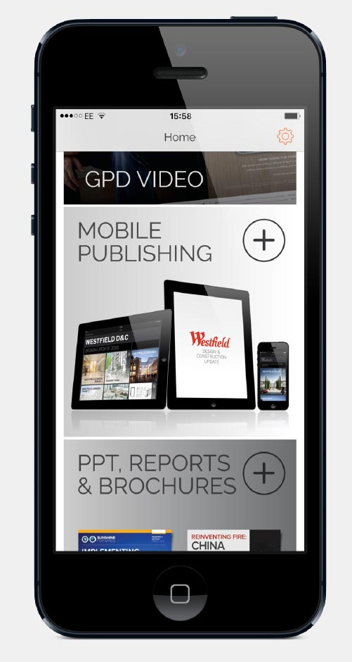 Download the GPD Enterprise mobile app here